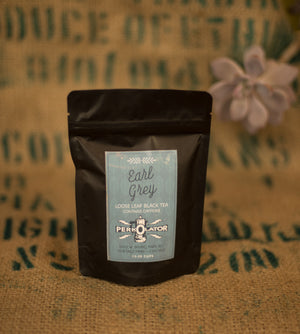 Fig Green loose leaf tea