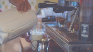 Custom coffee drinks made with quality ingredients