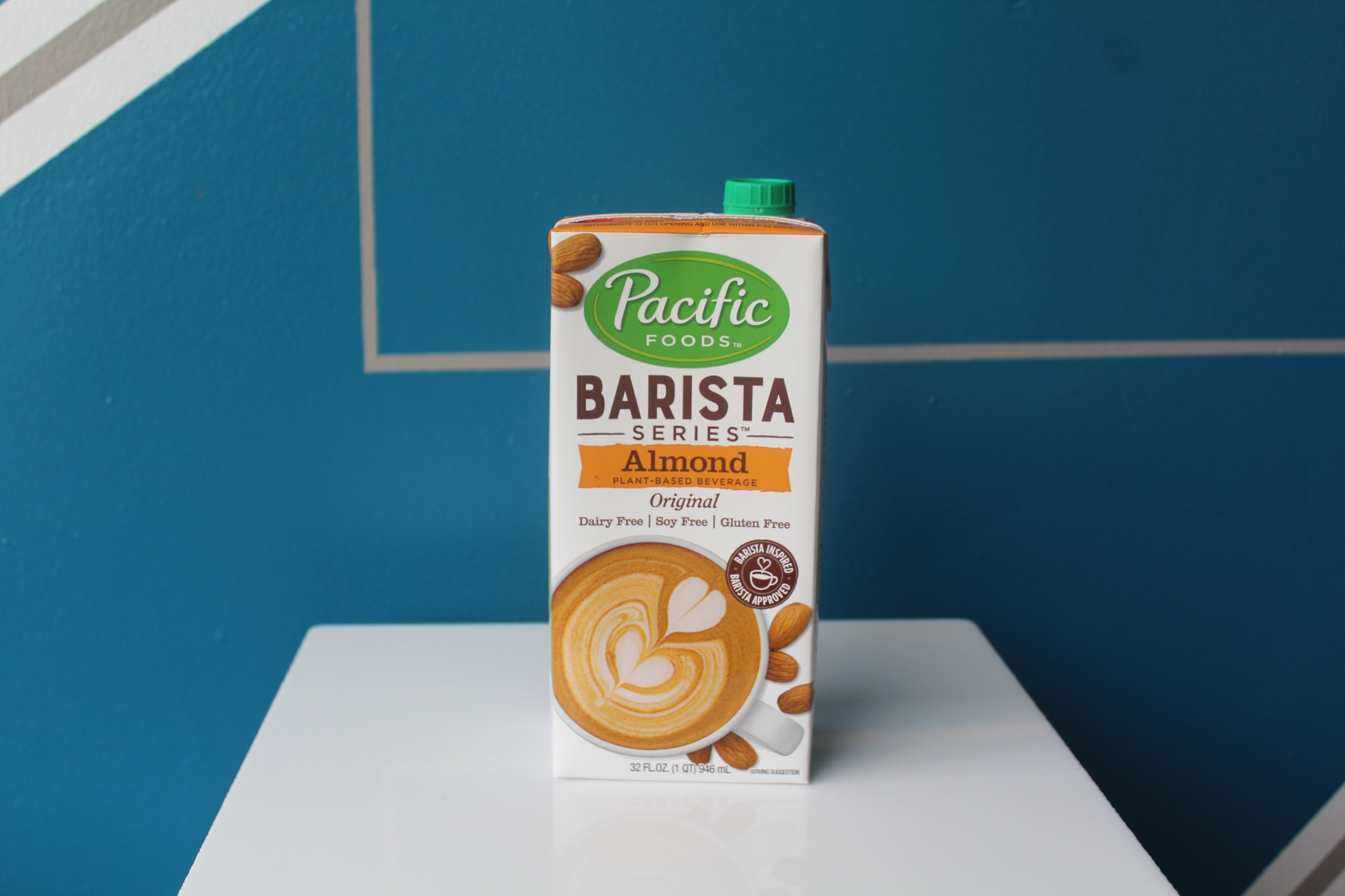 Pacific Foods Barista Series Almond Milk - 32 oz.