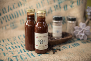 Perkolator Coffee BBQ Sauce