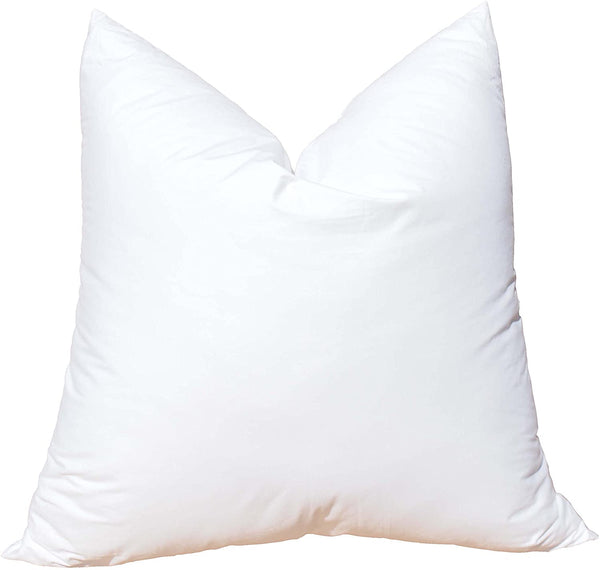 Pillowflex Synthetic Down Pillow Insert for Sham Aka Faux/Alternative (30 Inch by 30 Inch)