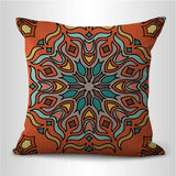 set of 10 decorative pillow covers bohemian mandala cushion covers