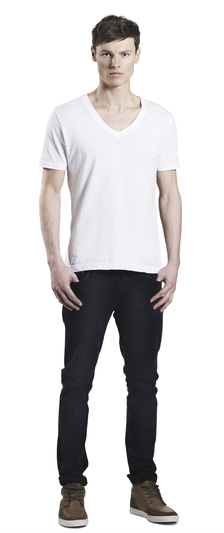 EP03V | Men's V-Neck T-Shirt