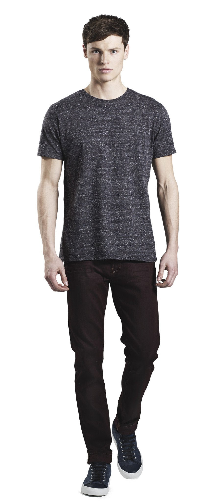EP15 | Men's Special Yarn Effect T-Shirt