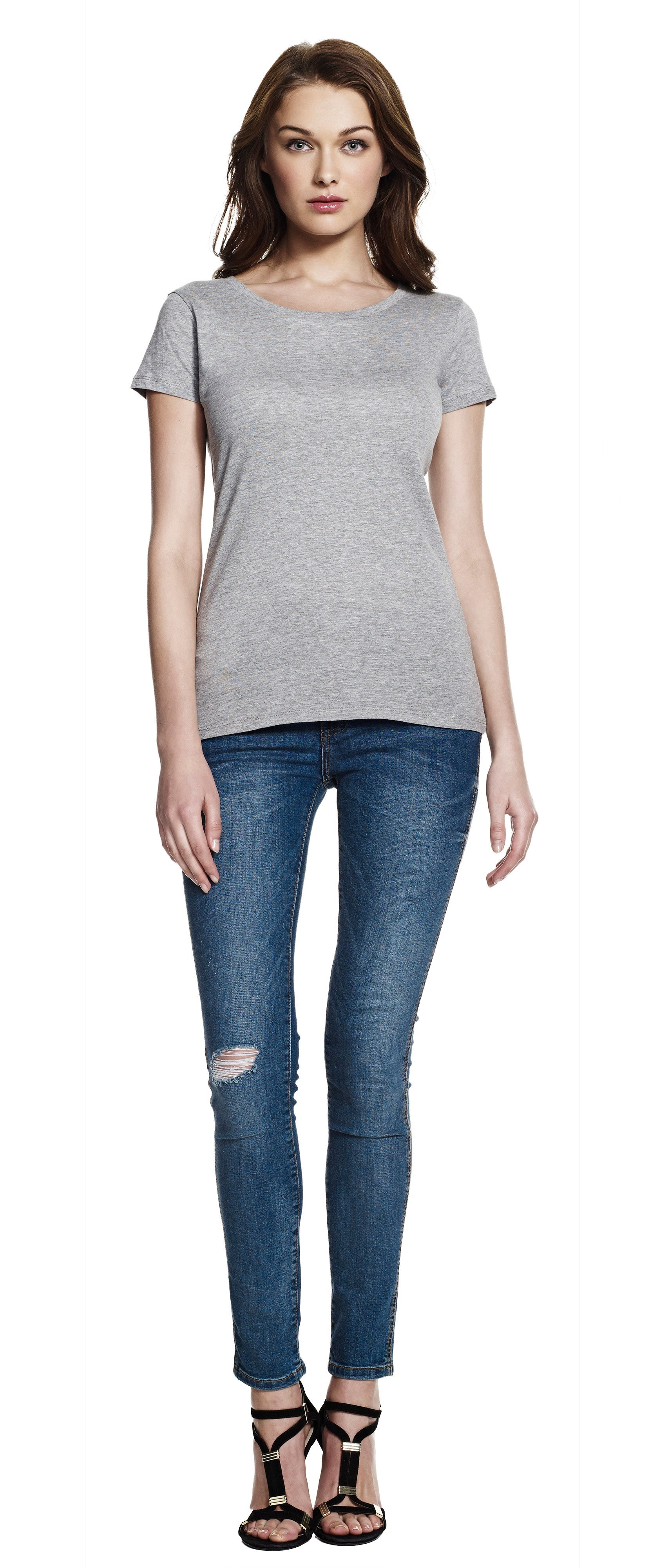 N09 | Continental Women's Regular Fitted T-Shirt