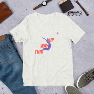 Vault This Way Up Tee