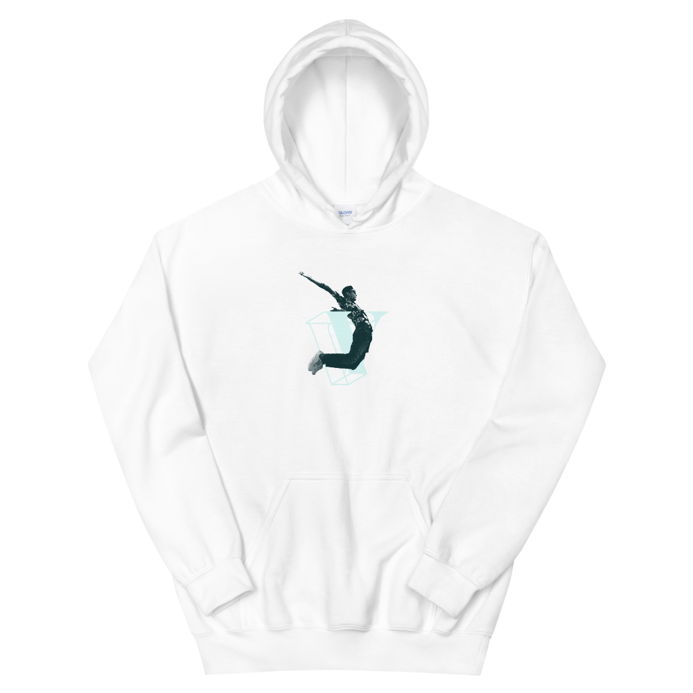 V is for Vaulting Hoodie