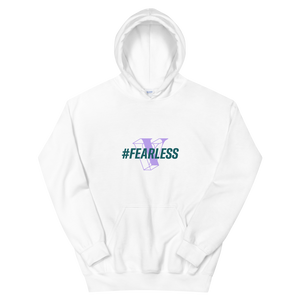 Load image into Gallery viewer, #Fearless Hoodie