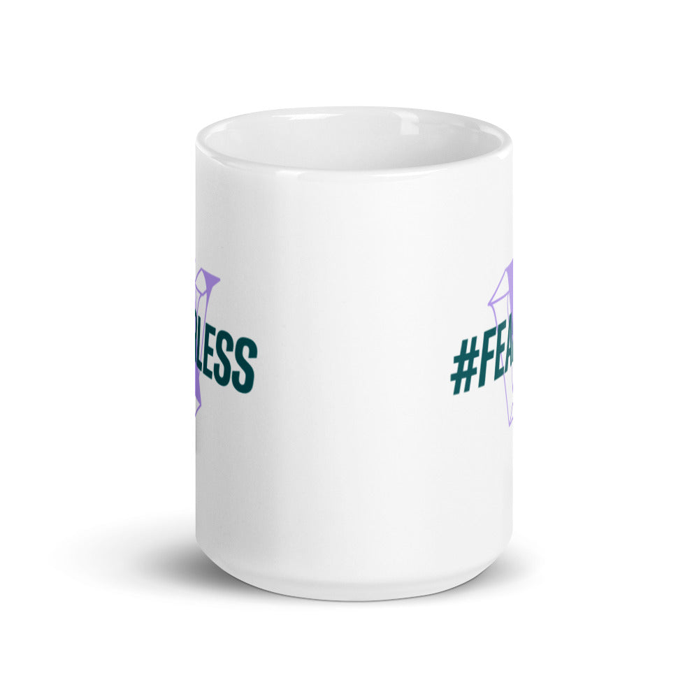 Load image into Gallery viewer, #Fearless Mug