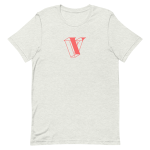 V Is for Vault - Watermelon