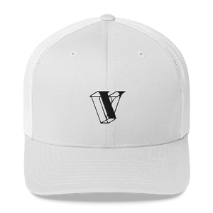 V is for Vault Trucker Cap