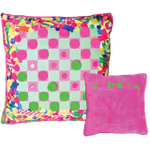 Gummy Bears Checkers Pillow