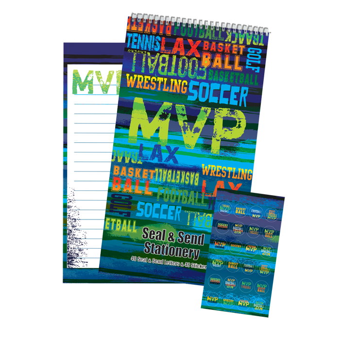 MVP Seal & Send Stationery