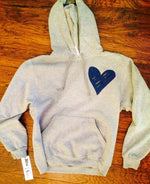 I Left My Heart Sweatshirt
