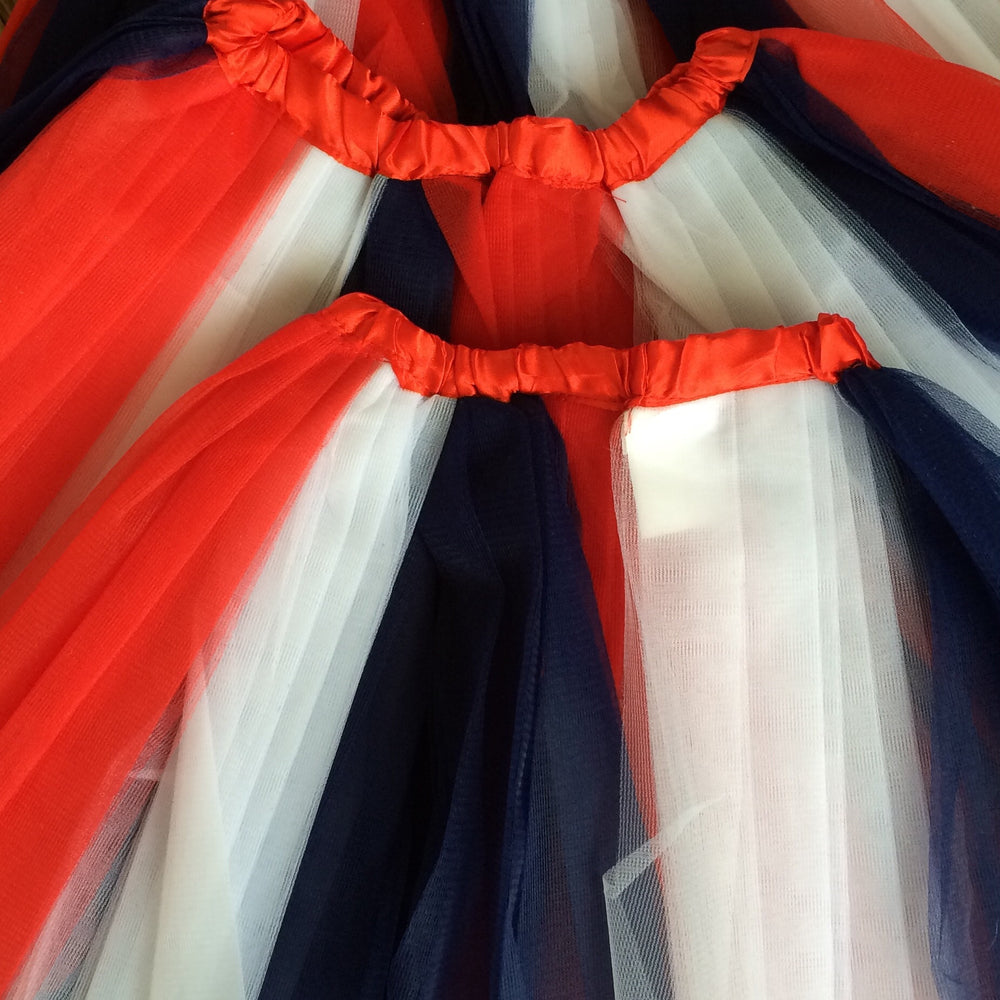 Red, White & Blue Tutus