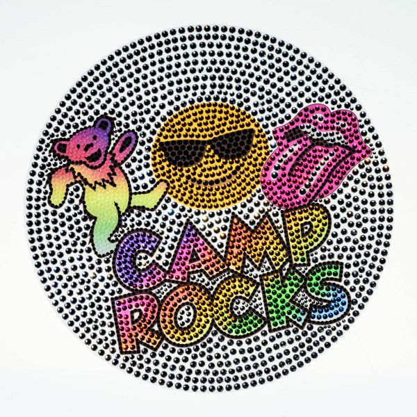 "Camp Rocks - 8"" StickerBeans Wall Sticker"