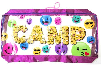 Camp Emoji Soft Underbed Storage