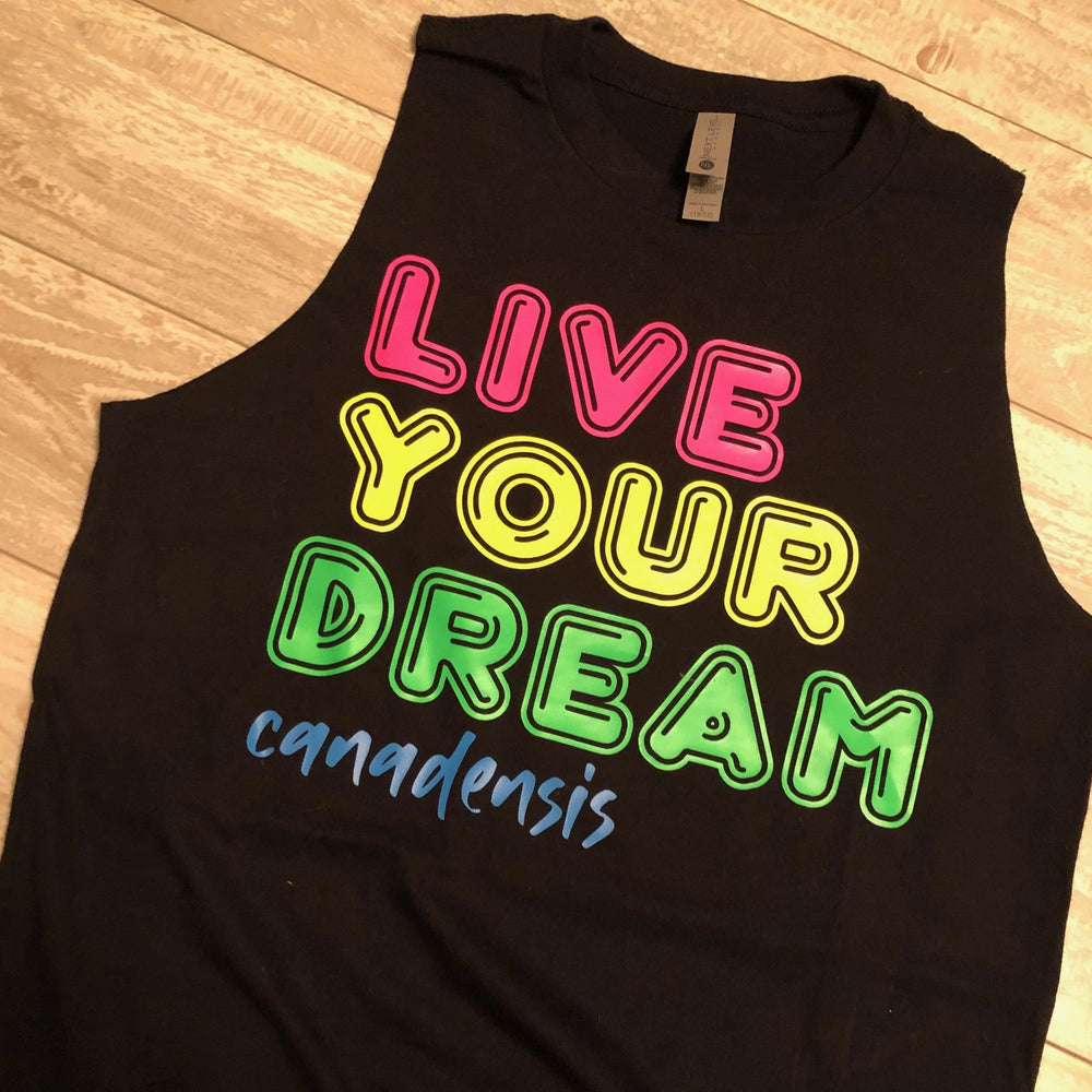 Live Your Dream Tank