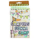 Camp Journal - by Style Lab