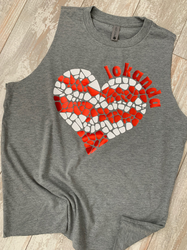 Heart Pieces Tank
