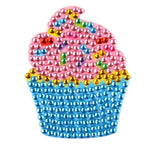 "Cupcake - 2"" StickerBeans Sticker"