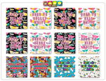 Large Sticker Book
