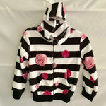 Sample Sale - Penelope Wildberry Zip Hoodie