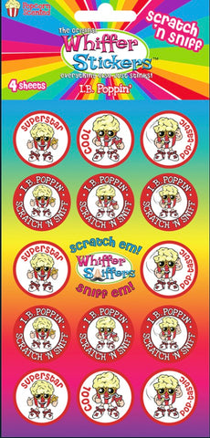 Whiffer Stickers - Scratch 'n Sniff Stickers