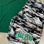 Camo Shorts with Camp Name
