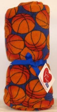 Basketball Blanket