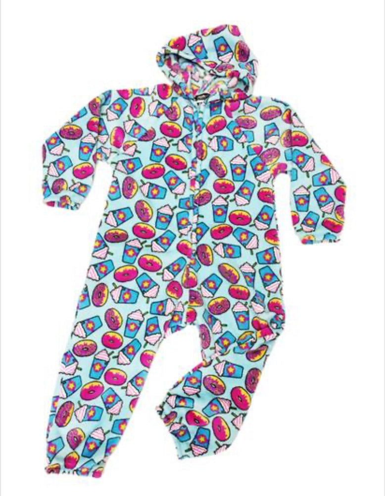 Sample Sale - Donuts & Fraps - Onesie