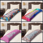 Namedrops Body Pillow Pillowcase