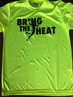 Sample Sale - Bring The Heat - T-Shirt