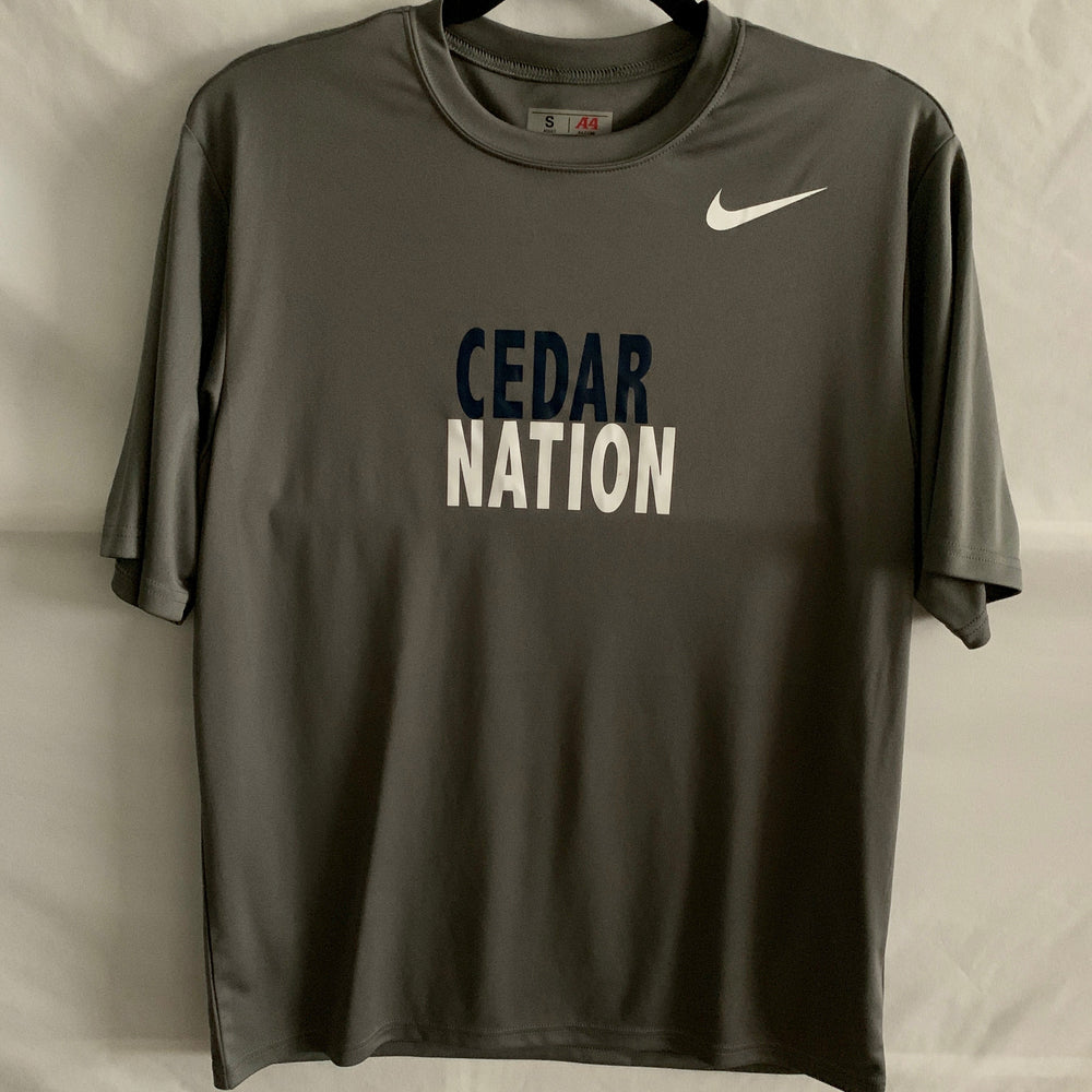 Sample Sale - Camp Cedar - Nike Nation Dri Fit Tee