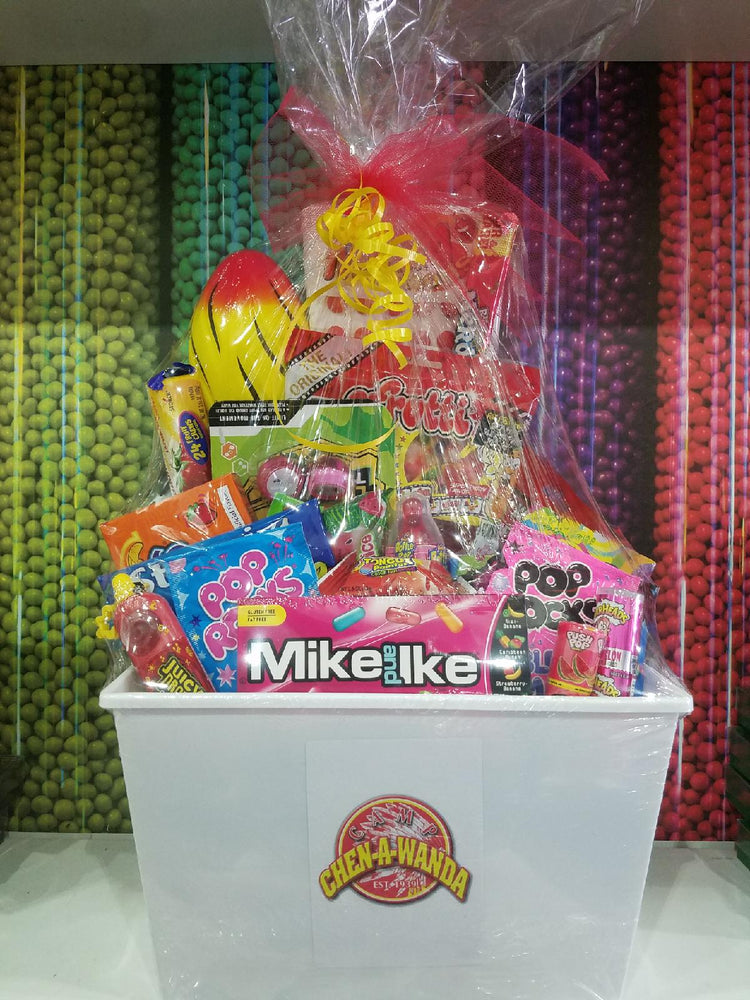 Large Candy Basket