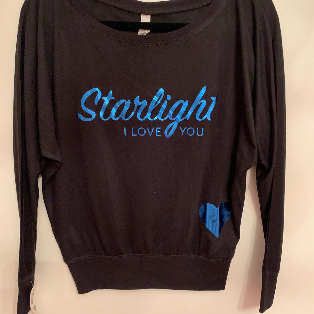 Sample Sale - Starlight - I Love You L/S Tee