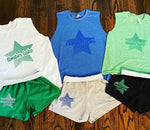 Sliced Star Shorts