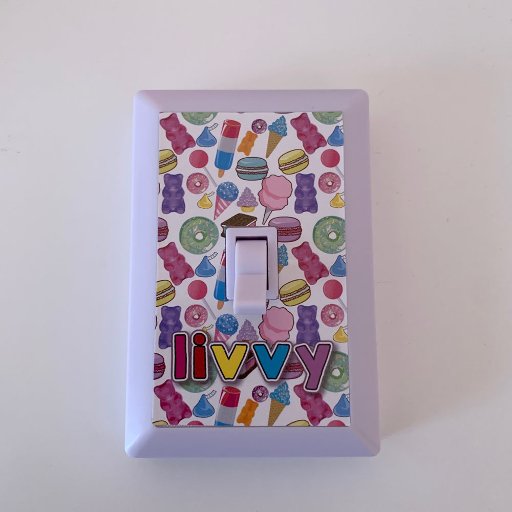 Sample Sale - Livvy - Night Light Switch