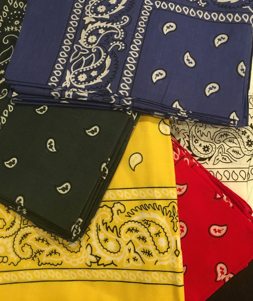 Assorted Bandanas