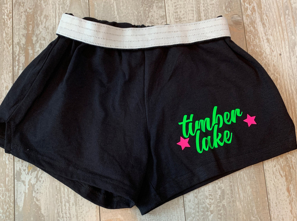 Camp with Stars Shorts
