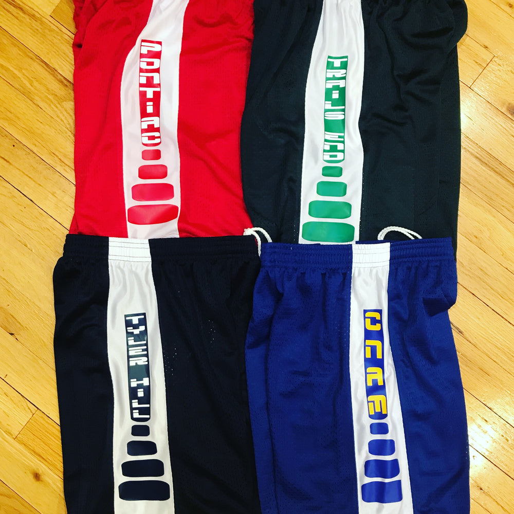 Elite Basketball Shorts