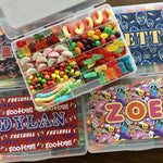 Candy-Filled Boxes