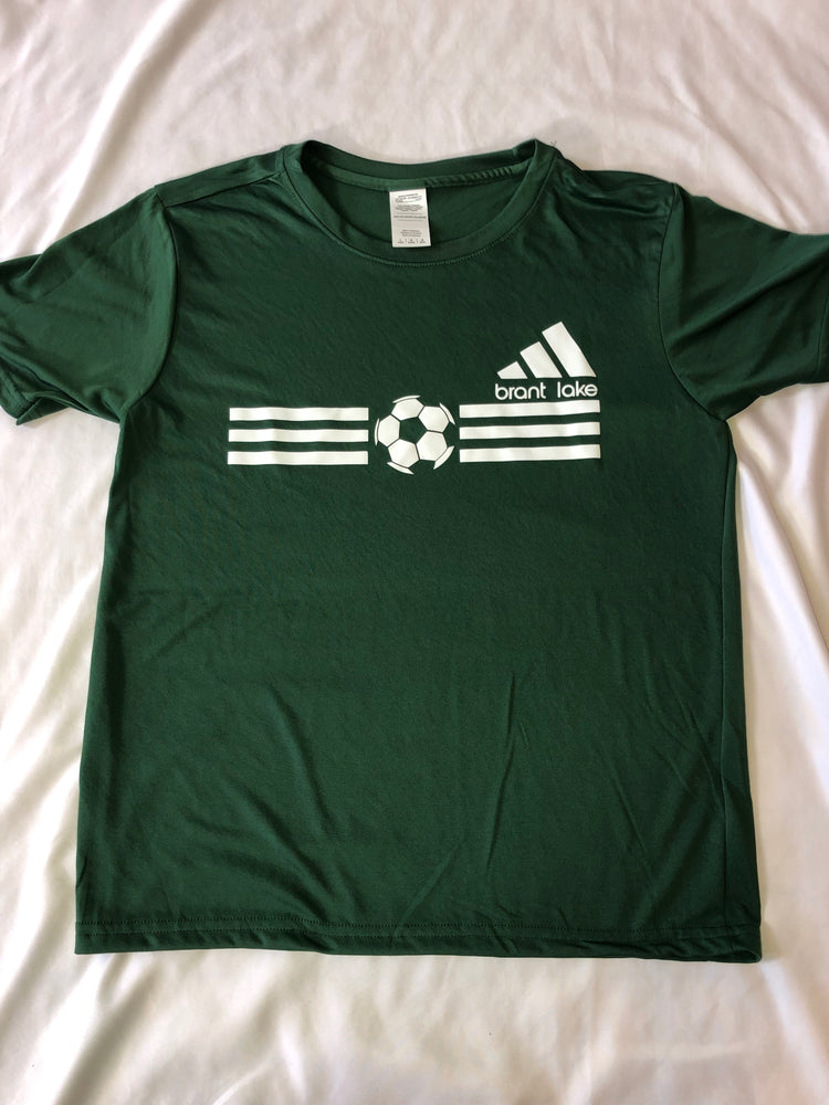 Sample Sale - Brant Lake-  Dri Fit soccer stripes
