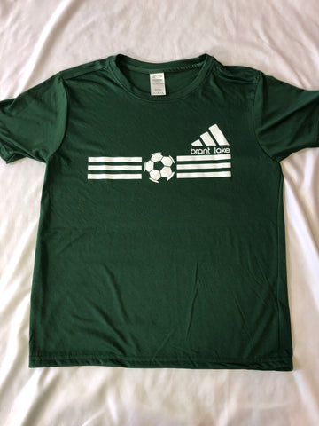 Sample Sale - Bryant Lake-  Dri Fit soccer stripes