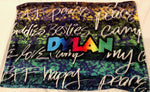 Sample Sale - Dylan - Penelope Wildberry Fuzzy Pillowcase
