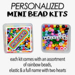 Namedrops Personalized Mini Bead Kit