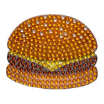 "Hamburger - 2"" StickerBeans Sticker"