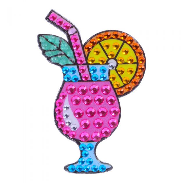 "Cocktail - 2"" StickerBeans Sticker"
