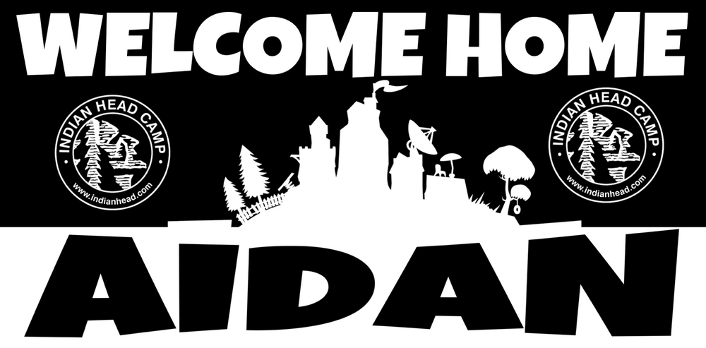 Welcome Home Banner - Fortnite