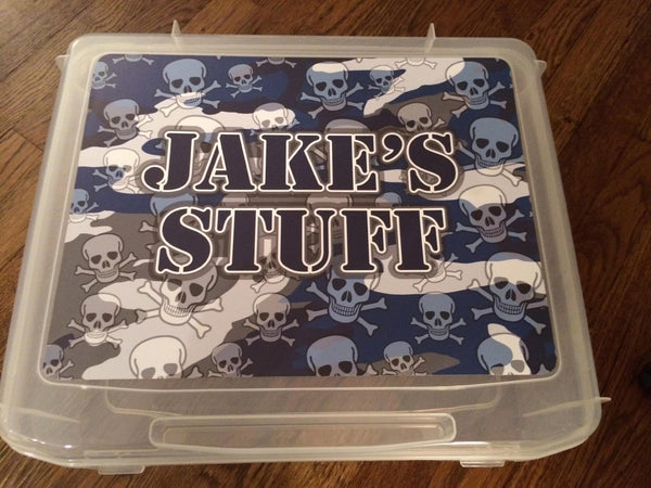Large Bunk Junk Storage Box